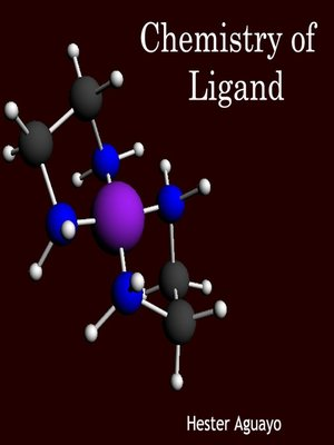 cover image of Chemistry of Ligand