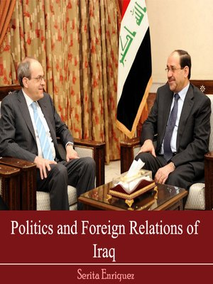 cover image of Politics and Foreign Relations of Iraq