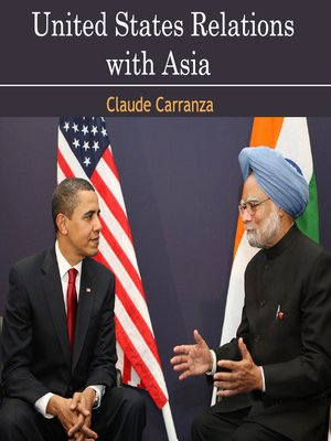 cover image of United States Relations with Asia