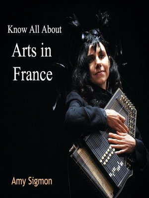 cover image of Know All About Arts in France