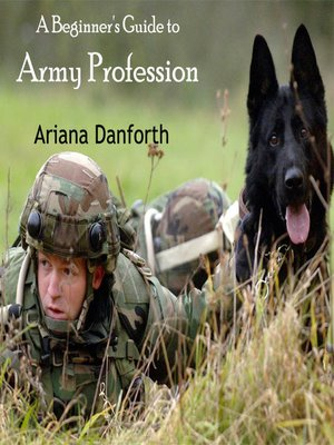 cover image of A Beginner's Guide to Army Profession