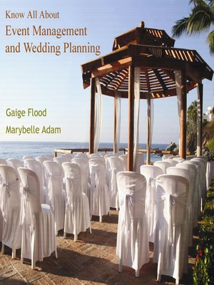 cover image of Know All About Event Management and Wedding Planning