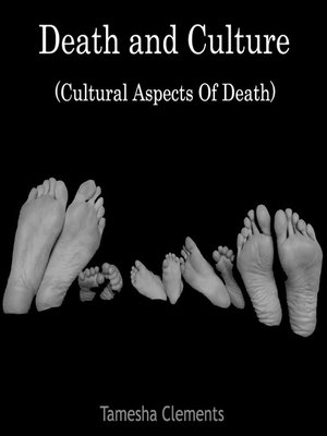 cover image of Death and Culture