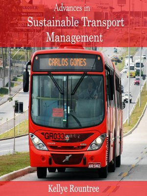 cover image of Advances in Sustainable Transport Management