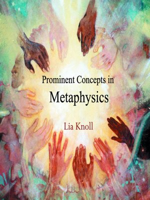 cover image of Prominent Concepts in Metaphysics