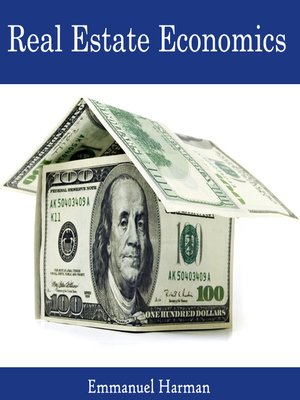 cover image of Real Estate Economics
