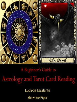 cover image of A Beginner's Guide to Astrology and Tarot Card Reading