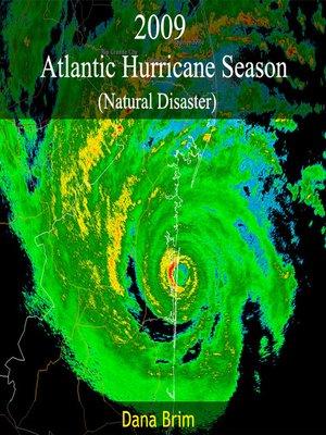 cover image of 2009 Atlantic Hurricane Season