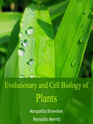 cover image of Evolutionary and Cell Biology of Plants