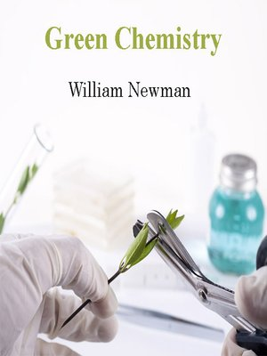 cover image of Green Chemistry