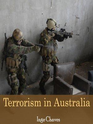 cover image of Terrorism in Australia