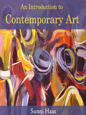cover image of An Introduction to Contemporary Art
