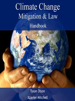 cover image of Climate Change Mitigation & Law Handbook