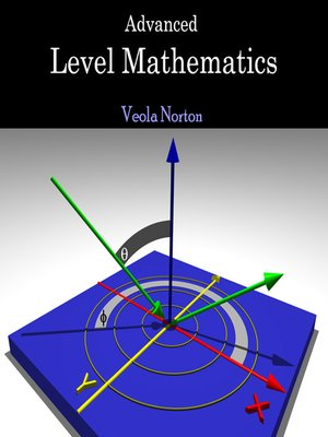 cover image of Advanced Level Mathematics