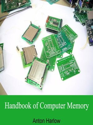 cover image of Handbook of Computer Memory