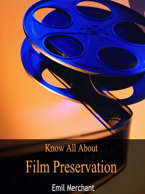 cover image of Know All About Film Preservation