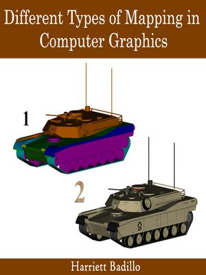Different Types of Mapping in Computer Graphics by Harriett
