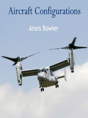 cover image of Aircraft Configurations