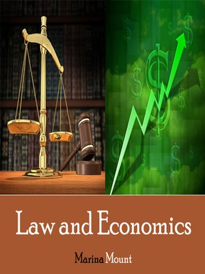 cover image of Law and Economics