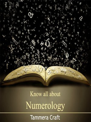 cover image of Know all about Numerology