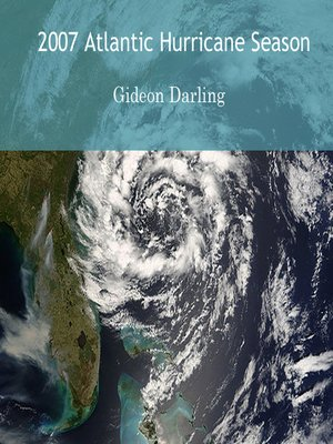 cover image of 2007 Atlantic Hurricane Season