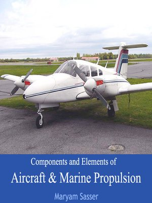 cover image of Components and Elements of Aircraft and Marine Propulsion