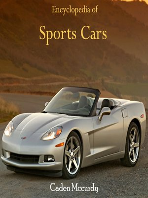 cover image of Encyclopedia of Sports Cars