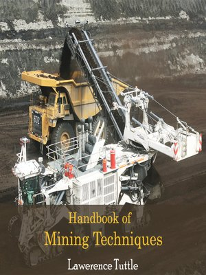 cover image of Handbook of Mining Techniques