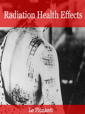cover image of Radiation Health Effects