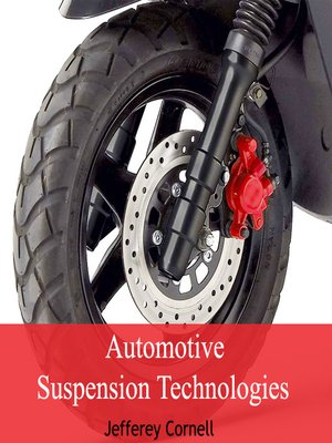 cover image of Automotive Suspension Technologies