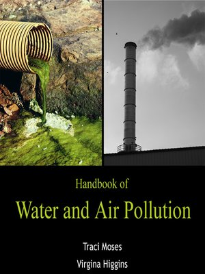 cover image of Handbook of Water and Air Pollution