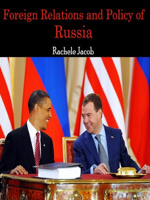 cover image of Foreign Relations and Policy of Russia