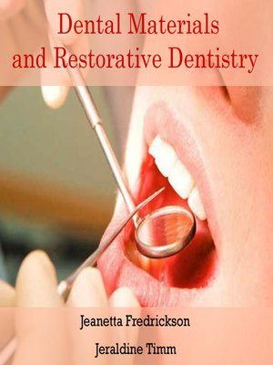 cover image of Dental Materials and Restorative Dentistry