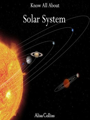 cover image of Know All About Solar System