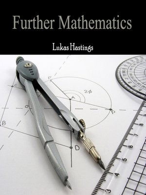 cover image of Further Mathematics
