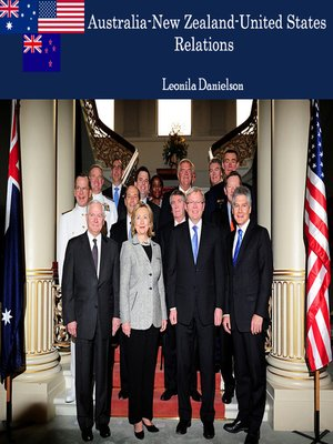 cover image of Australia-New Zealand-United States Relations
