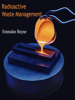 cover image of Radioactive Waste Management