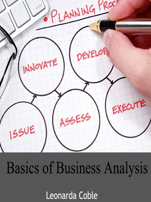 cover image of Basics of Business Analysis