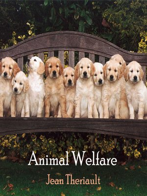 cover image of Animal Welfare