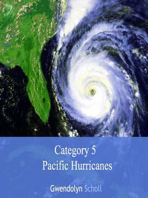 cover image of Category 5 Pacific Hurricanes