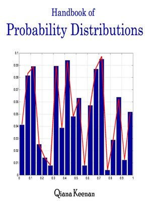 cover image of Handbook of Probability Distributions