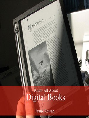 cover image of Know All About Digital Books