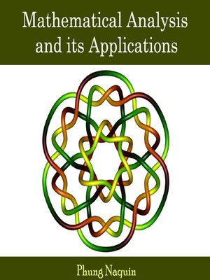 cover image of Mathematical Analysis and its Applications