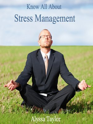 cover image of Know All About Stress Management