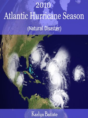 cover image of 2010 Atlantic Hurricane Season