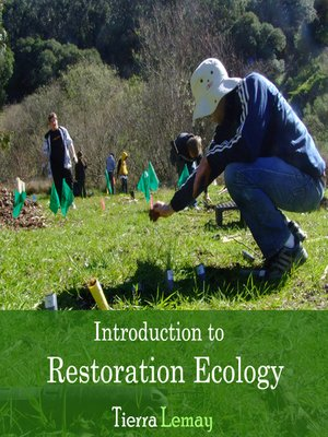 cover image of Introduction to Restoration Ecology