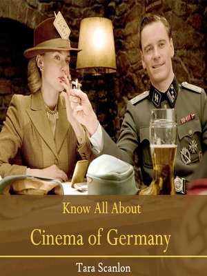 cover image of Know All About Cinema of Germany