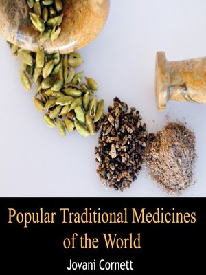 cover image of Popular Traditional Medicines of the World