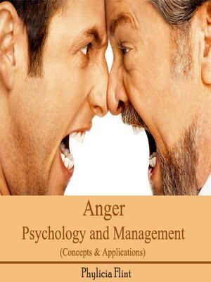 cover image of Anger Psychology and Management