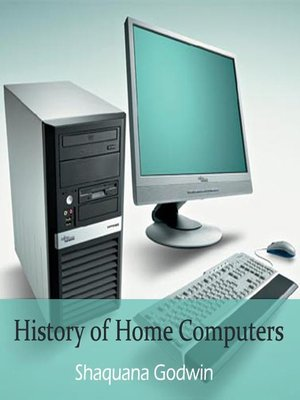 cover image of History of Home Computers